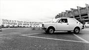 El primer auto de producción con motor a etanol del mundo cumple 40 años