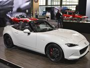 Mazda MX-5 Club Edition 2016, con un aspecto más agresivo