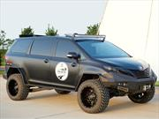 Toyota Ultimate Utility Vehicle, la minivan todoterreno