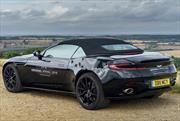 Aston Martin muestra como lucirá su futuro descapotable