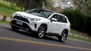 Test Toyota RAV4 Hybrid: Ninja del consumo