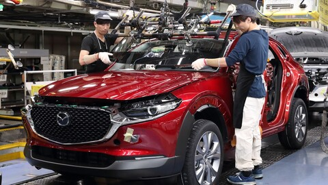 Mazda reanuda su producción al mismo nivel antes del coronavirus
