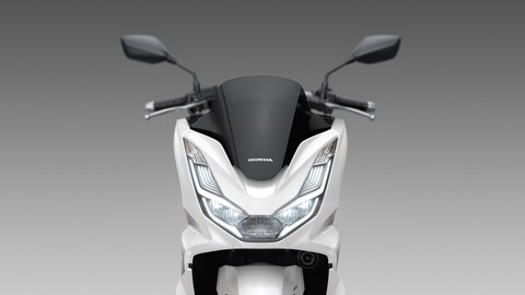 Honda renueva su gama de motonetas