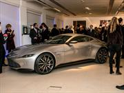 Subastan el Aston Martin DB10 de James Bond