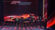 F1 2020: esta es la nueva Ferrari SF1000