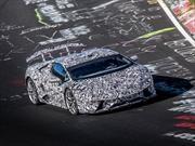 El Lamborghini Huracán Performante reina en Nürburgring