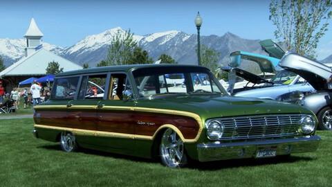 ¿Es este el mejor Ford Falcon Rural de la historia?