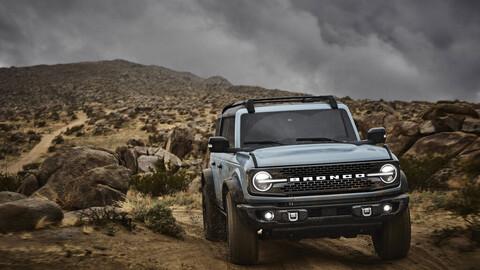 Bronco le debe su renacimiento a la Ford Ranger