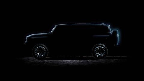 General Motors ya tiene lista la versión SUV de la Hummer EV