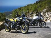 Las novedades de Suzuki Motos en su gama alta para este 2018