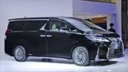 Lexus LM, la minivan exclusiva para China