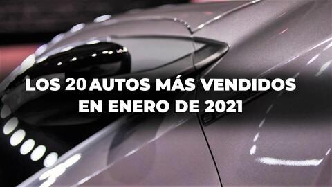 Los autos más vendidos en Colombia en enero de 2021