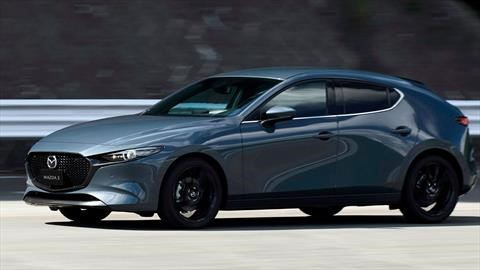 Mazda3 se prepara con una potente versión deportiva