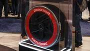 Bridgestone presenta neumáticos sin aire para camiones