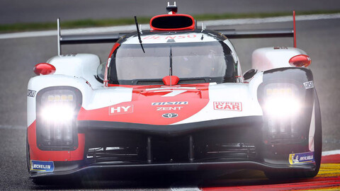 WEC 2021: Pechito López larga desde la pole las 6 Horas de Spa-Francorchamps
