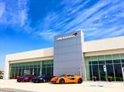McLaren abre cuatro distribuidores en Estados Unidos