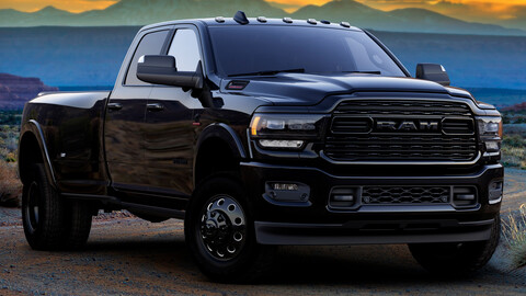 RAM Heavy Duty Limited Black Edition 2020, elegancia para el trabajo duro