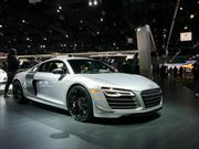 Audi R8 competition 2015, el más rápido y potente hasta la fecha
