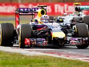 F1: Ricciardo gana en el GP de Hungría