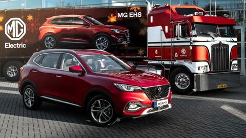 SAIC Motor, matriz de MG, espera colocar 550,000 autos fuera de China