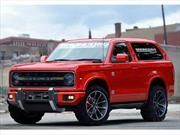 Se confirma la llegada de un nuevo Ford Bronco