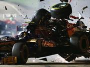 F1: Palos para Schumi