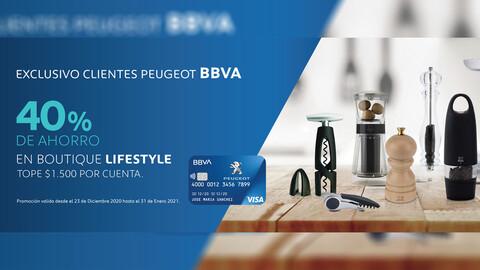 Peugeot Argentina cierra el año con un importante descuento en su boutique