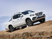 Mercedes-Benz Clase X, la pick up premium