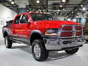 RAM Power Wagon se potencia en Nueva York