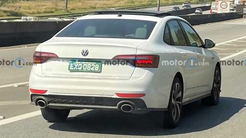 El renovado Volkswagen Vento GLI ya se prueba en la región