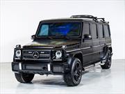 Mercedes-Benz G63 AMG limusina es blindada por INKAS
