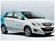 BAIC junto Atieva presentan su nuevo auto eléctrico