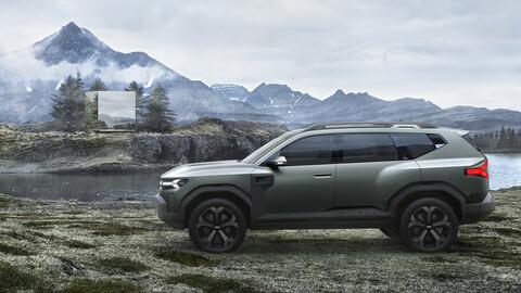 El Renault Bigster se fabricará en Sudamérica