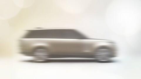 Land Rover inicia el destape de la nueva generación del Range Rover