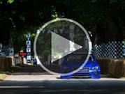 Video: Mark Higgins busca el récord con un Subaru WRX STi