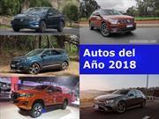 Estos son Tus Autos del Año 2018