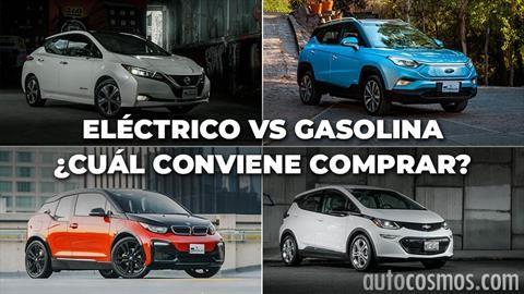 Auto eléctrico vs gasolina, ¿cuál te conviene más?
