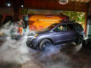 Honda Passport 2019: La tercera es la vencida