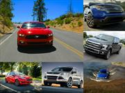 Ford reporta utilidad de $6.3 mil mdd para el cuarto trimestre del 2014