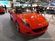 Ferrari y Maserati llenan de estilo el Salón de Buenos Aires 2017