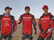 Dakar: Honda participará con 3 pilotos