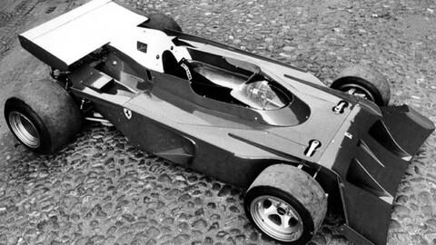 Historia: Ferrari 312 B3 Spazzaneve: El F1 que no corrió