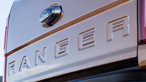 Ford Ranger tendrá versión híbrida plug-in