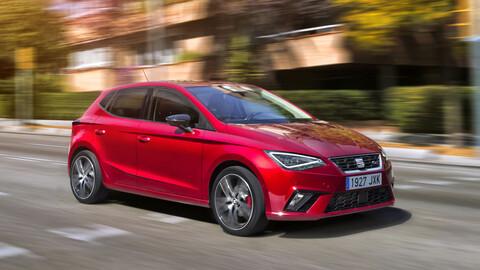 SEAT Ibiza gana el motor TSI de 1.5L