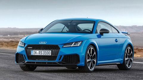 Audi TT RS 2021 llega a México, el emblemático coupé se despide con su versión más deportiva