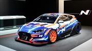 Hyundai Veloster N ETCR 2020, porque las carreras eléctricas no son solo monoplazas
