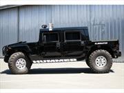 A subasta el Hummer H1 de Tupac