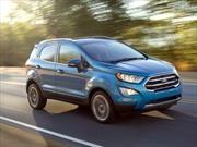 Primer contacto con la Ford Ecosport 2018