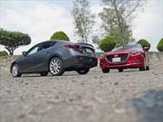 Mazda 3 Hatchback vs Mazda 3 Sedán, duelo de mellizos