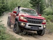 Chevrolet Colorado ZR2 Bison, estética y mecánicamente mas agresiva